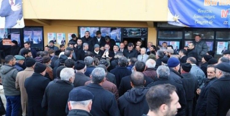 AK Parti Malatya Büyükşehir Adayı Selahattin Gürkan: