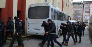 Kocaeli'de uyuşturucu operasyonunda 7 tutuklama