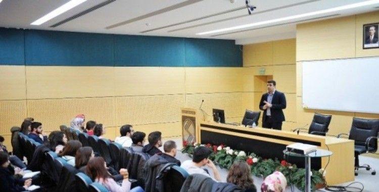SAÜ'de proje yönetimi eğitiminin ikinci oturumu gerçekleşti