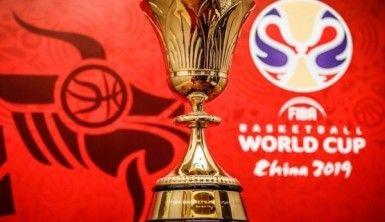 FIBA Dünya Kupası'ndaki rakiplerimiz belli oldu