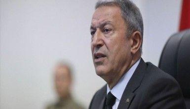Milli Savunma Bakanı Akar, Kandil'deki operasyonların devamı gelecek