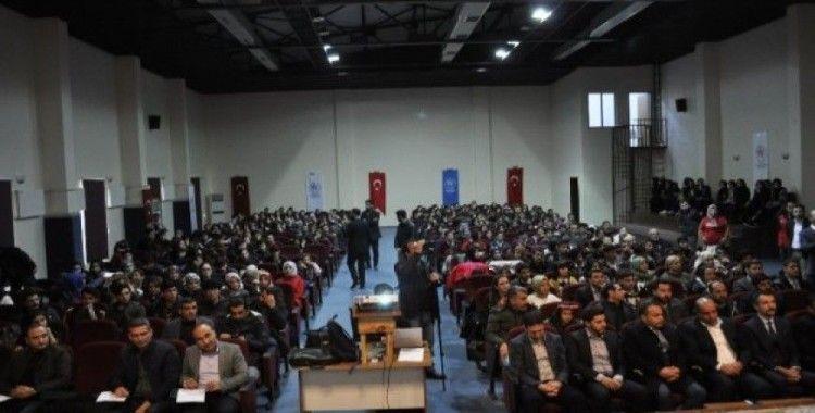 Siverek'te liseler arası münazara yarışması finali yapıldı