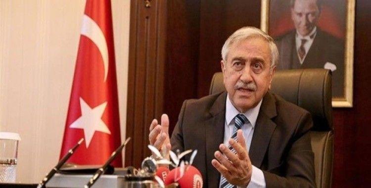 KKTC Cumhurbaşkanı Akıncı: 'Anastasiadis saldırgan açıklamalarda bulunmaktadır'