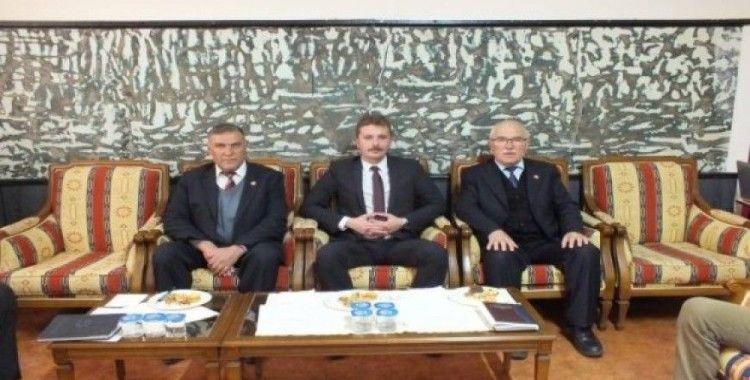 Pazaryeri'nde 'Köylere Hizmet Götürme Birliği' toplantısı