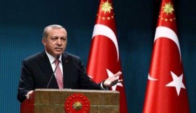 Cumhurbaşkanı Erdoğan'dan Özal için mesaj