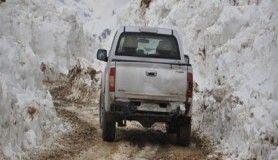 Karla mücadele çalışması baharda da devam ediyor