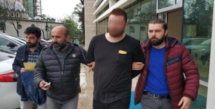 Silahla bir kişiyi yaralayan şahıs tutuklandı