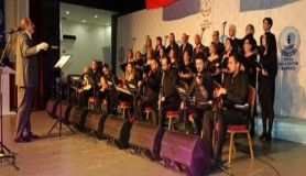 Fatsa'da Türk sanat müziği konseri
