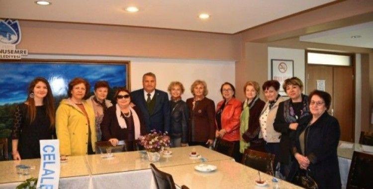 Başkan Çerçi halkla buluşmaya devam ediyor