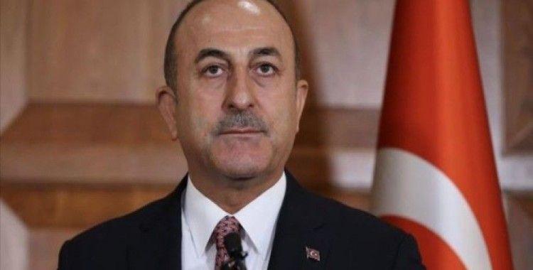 """Dışişleri Bakanı Mevlüt Çavuşoğlu: """"İran yerine petrolü herhangi bir ülkeden almayı teklif etmek de haddini aşmak demektir"""""""