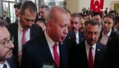 Erdoğan'dan Kılıçdaroğlu'na yönelik saldırıya ilişkin açıklama
