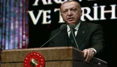 Cumhurbaşkanı Erdoğan, Amacı hakikati bulmak olan herkese arşivlerimiz sonuna kadar açık