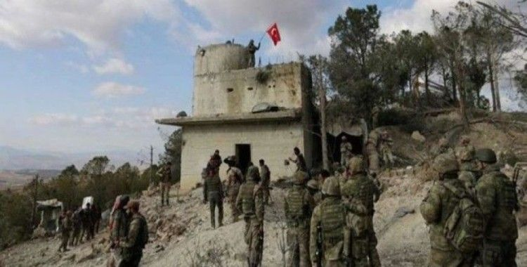 Suriye sınırında terör operasyonu