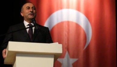 Dışişleri Bakanı Çavuşoğlu Iraklı mevkidaşı ile görüştü