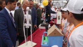Seydişehir'de TÜBİTAK Bilim Fuarı açıldı