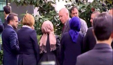 Cumhurbaşkanı Erdoğan, AK Parti İstanbul İl Başkanlığında