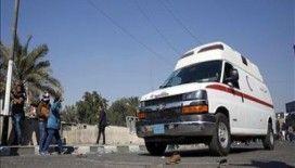 Irak'taki intihar saldırısında ölü sayısı 8'e yükseldi