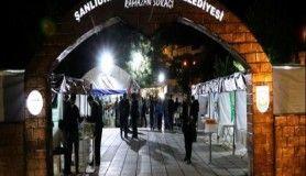 Şanlıurfalıların iftar sonrası adresi ramazan sokağı oldu