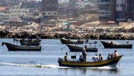 İsrail Gazze'de balıkçıların avlanma yasağını kaldırdı