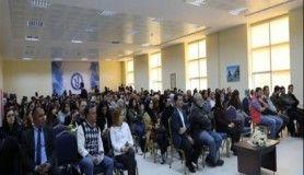 Bartın Üniversitesi'nde 'Hayatta bir adım önde olmak' etkinliği