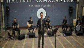 Ramazan etkinliklerinde tasavvuf müziği konseri düzenlendi