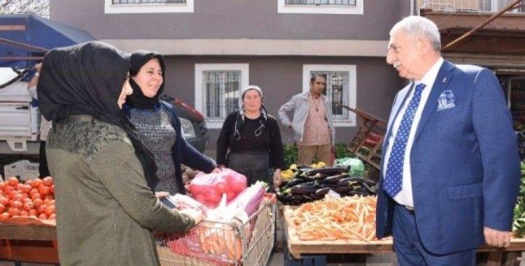 TESK Başkanı Palandöken: 'Bilinçli tarım ve toprak analizi verimi artırır'