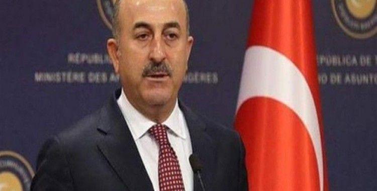 Bakan Çavuşoğlu: 'AB'nin politikalarının başarısız olduğunu görüyoruz'