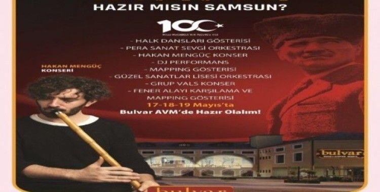 Hakan Mengüç Samsun'da hayranlarıyla buluşacak