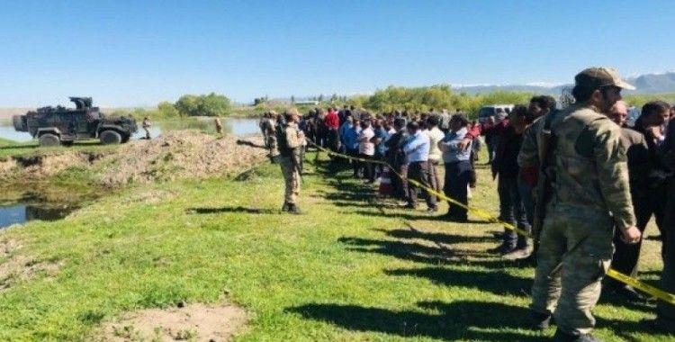 Muş'ta nehre düşen bir kişi boğuldu