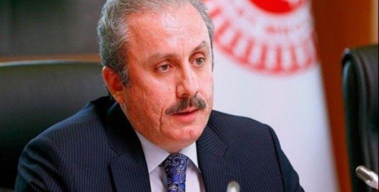 TBMM Başkanı Şentop'dan Meclise girmeye çalışan 2 teröristle ilgili açıklama
