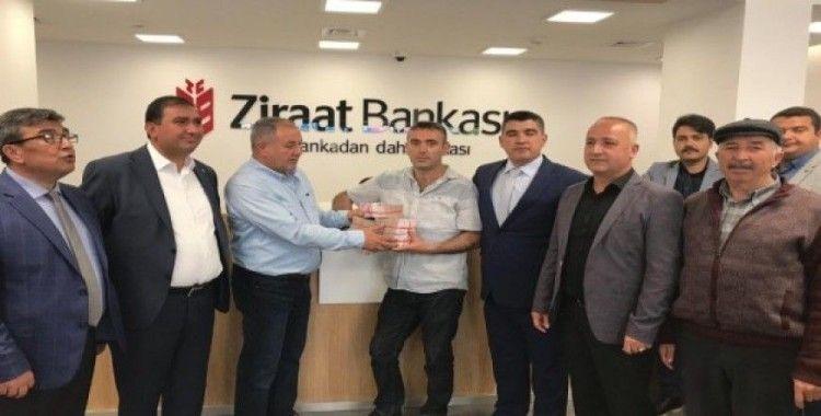 Kayseri Şeker'den 15 bin pancar çiftçisine 32 milyon TL faizden kurtarma avansı