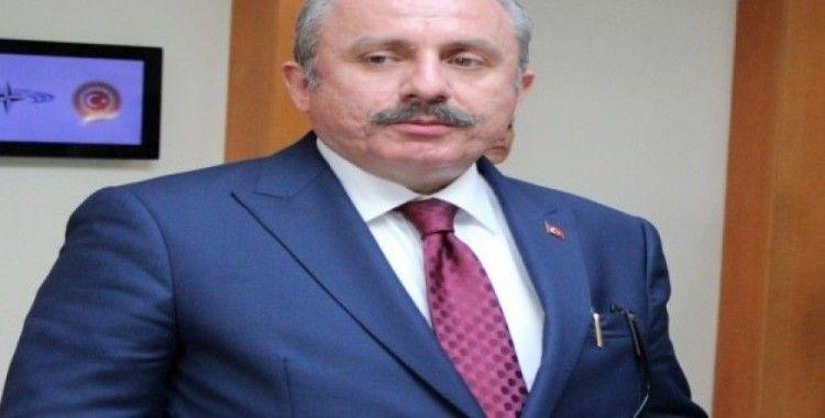 TBMM Başkanı Şentop, TÜRKPA 10. Yıl fotoğraf sergisini açtı