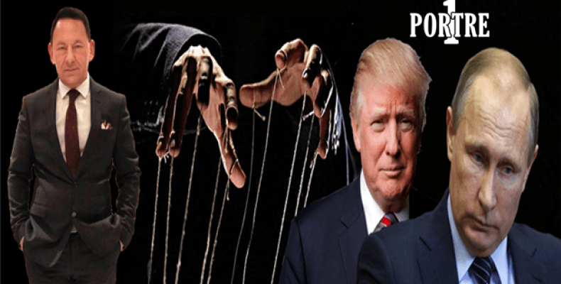 Üst Akıl - Trump - Putin..