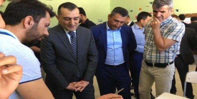 Mazıdağı'nda 4006 TÜBİTAK Bilim Fuarı açıldı