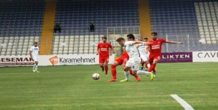 Spor Toto 1. Lig: AFJET Afyonspor: 2 - Ümraniyespor: 2