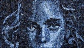 Kumaşlardan yapılan eserler Milano'da sergilenecek