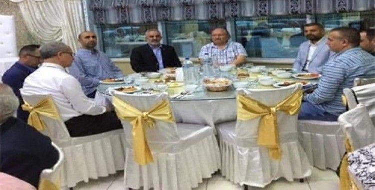 Malatya spor camiası ASMYD'nin iftarında bir araya geldi