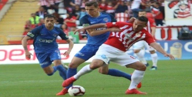 Antalyaspor'da hedef beşincilik