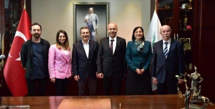 Tepebaşı Belediyesi Amasra ile kardeşlik köprüsü kuruluyor