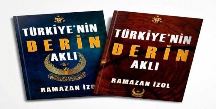 İzol 'Türkiye'nin derin aklı' kitabı için son hazırlıkları yapıyor