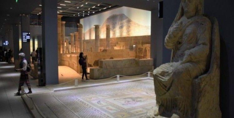'Müzelerimizde yarın ziyaretçilerimizi ücretsiz ağırlayacağız'