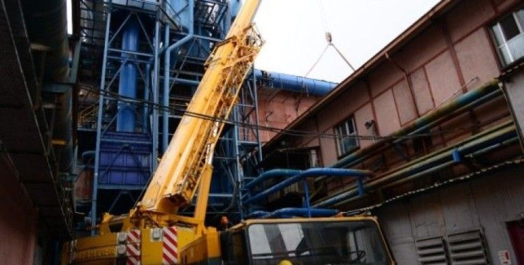 Kayseri Şeker Fabrikası 14 Milyonluk Yeni Yatırım ve Revizyon Çalışmaları İle 65. Kampanyaya Hazırlanıyor