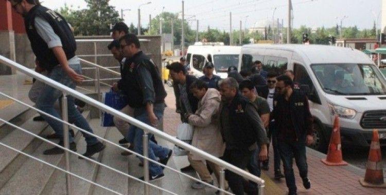 FETÖ'den gözaltına alınan TÜBİTAK mühendisleri adliyede