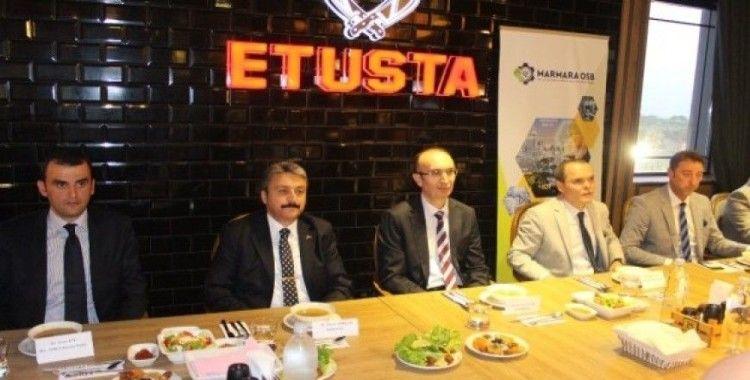 Bandırma'ya 40 milyon metrekare OSB kuruluyor