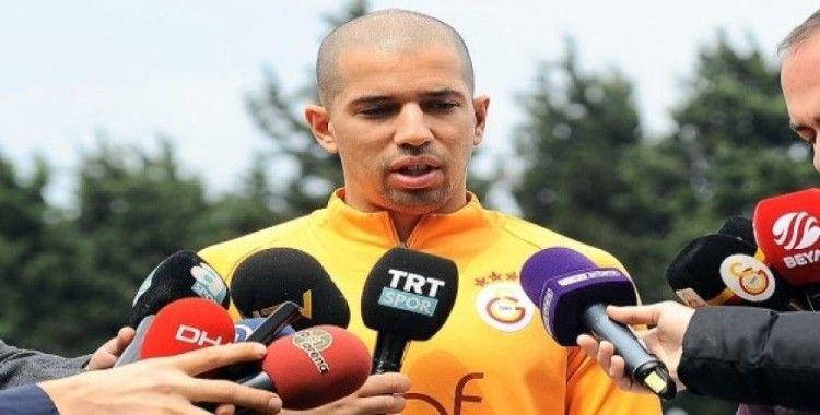 """Sofiane Feghouli: """"Umuyorum ki Başakşehir maçını alacağız"""""""