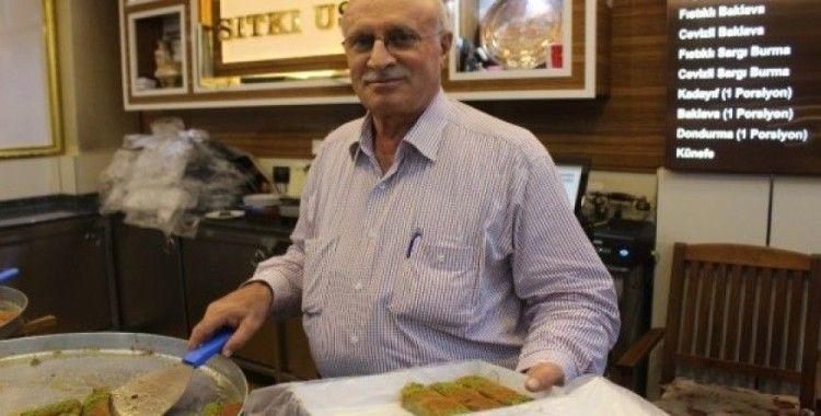 Şeker hastaları için Ramazan ayına özel tatlı üretti