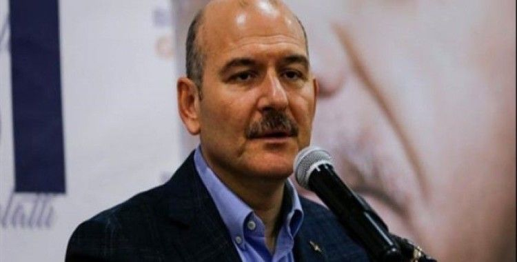 Bakan Soylu, 'DEAŞ son 2 buçuk, 3 yıldır hiç olmadığı kadar hareketli Türkiye içerisinde'