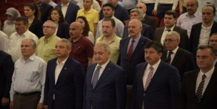 Osmaniye'de TBB Meclis Üyeliği seçimi yapıldı