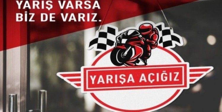 Honda motosiklet bayilerinde MotoGP heyecanı yaşanacak
