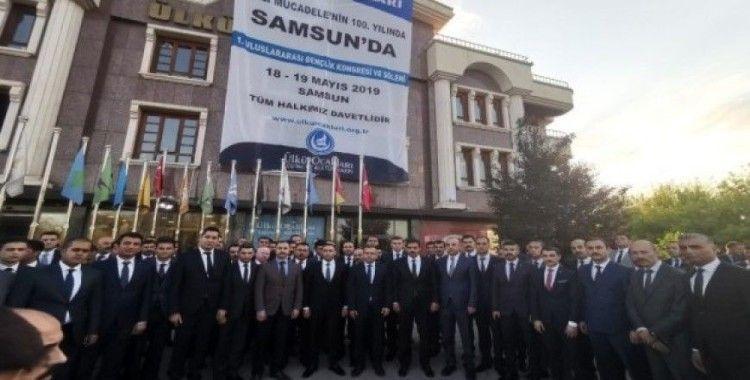 Ülkü Ocakları 19 Mayıs'ı Samsun'da kutlayacak
